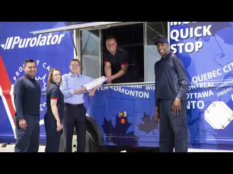 Purolator Investing In Canada To Offer Hyper-speed Delivery  | Vancouver Sun