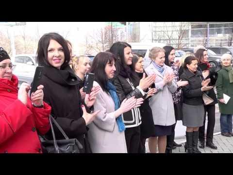 Открытие отделения МФЦ на улице Маршала Жукова в Екатеринбурге
