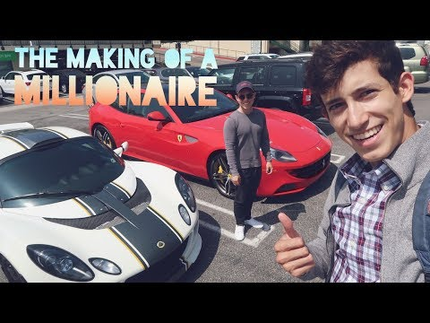 Millionaire By Age 26 With Real Estate Investing | The Making Of A Millionaire