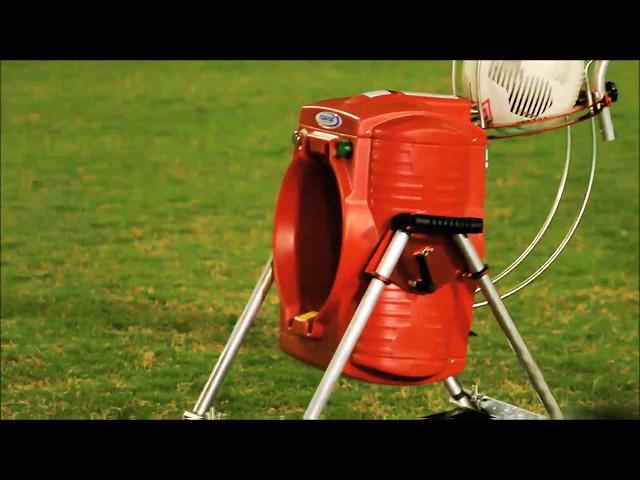 Powapass Football Training Machine - IMPROVE YOUR GAME!