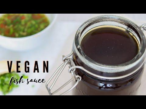 How To Make The BEST Vegan 'Fish' Sauce   Easy Homemade Vegetarian Fish Sauce Recipe
