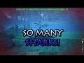 ARK: SURVIVAL EVOLVED CRAZY MASS SHARK SPAWN GLITCH