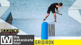 The Wakeskate Tour 2014 - Gridiron