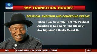 Goodluck Jonathan Writes On Obama, APC, Economy, Travails