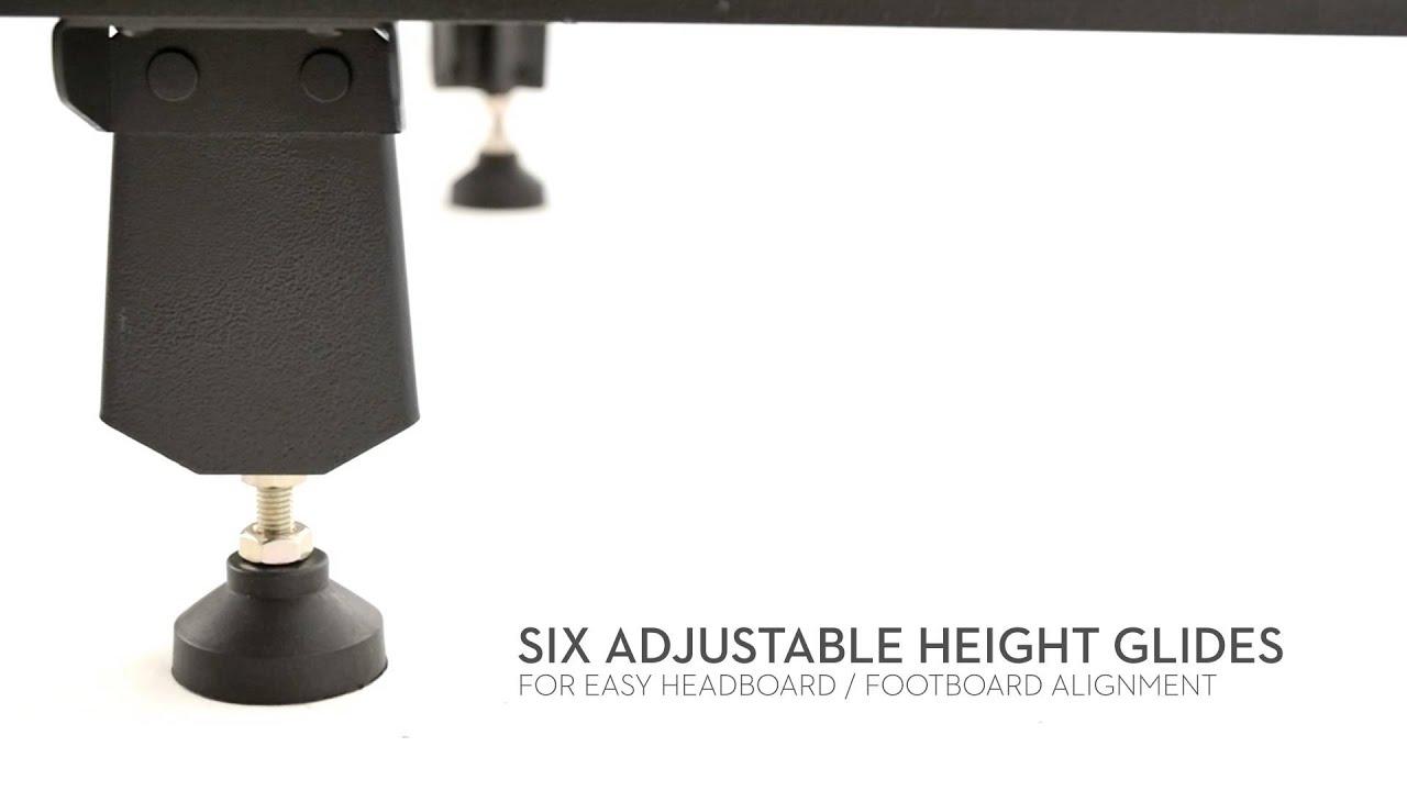 Structures Steelock Hook In Headboard Footboard Bed Frame Youtube