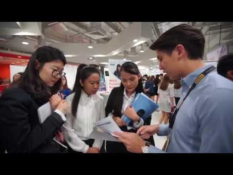 DREAMS - SIM GE Career & Internship Fair 2017