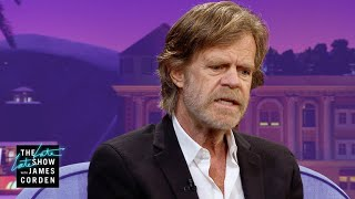 William H. Macy Started with Yoga in B-Flat