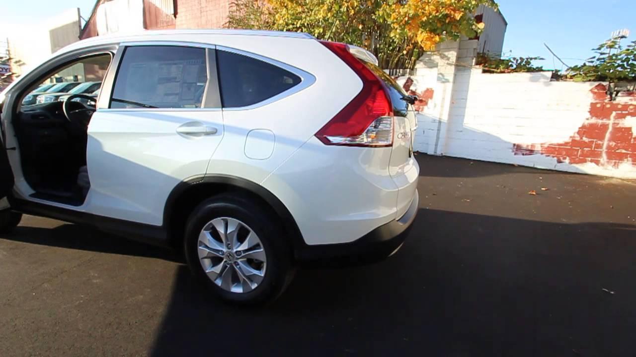 Ex White Pearl Honda Cr L Diamond V 2014