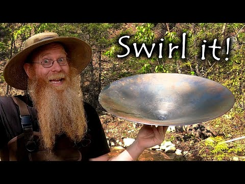Batea Gold Pan Review *The Right Pan*
