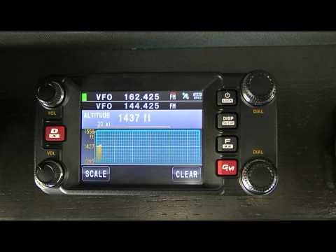 The Yaesu FTM-400DR Digital Radio