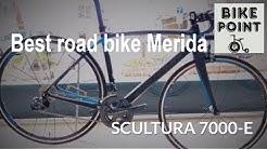 Best road bike Merida Scultura 7000-E,
