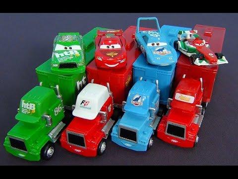 The cars fran ais ma collection des voitures du dessin - Voiture the cars ...