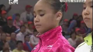 Women's BB & Men's VT Final Live Coverage, 2011 Chinese Gymnastics National Championships