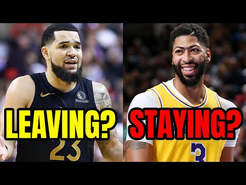 Predicting Where The TOP NBA Free Agents Sign! [2020]