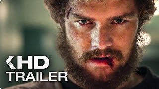 MARVEL'S IRON FIST Teaser Trailer German Deutsch (2017)