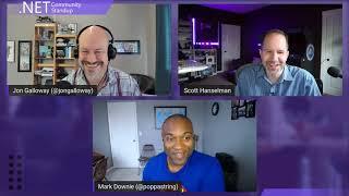 ASP.NET Community Standup - Updating Scott Hanselman's blog to .NET 5