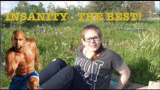 INSANITY - the best! / Лучшая тренировка!