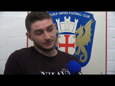 Striker Steven Rigg on being back with the Blues