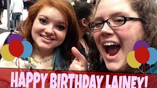 HAPPY BIRTHDAY LAINEY! (GingerReadsLainey) Thumbnail