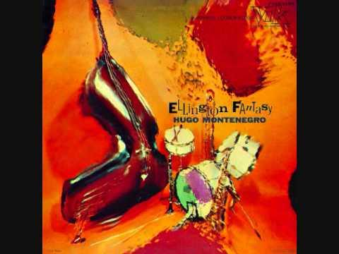 Hugo Montenegro - Ellington Fantasy (1958)  Full vinyl LP