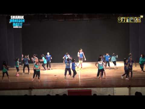 Pungi - Junior Batch - Nana Chowk - SHIAMAK'S Monsoon Masti 2012 - Mumbai