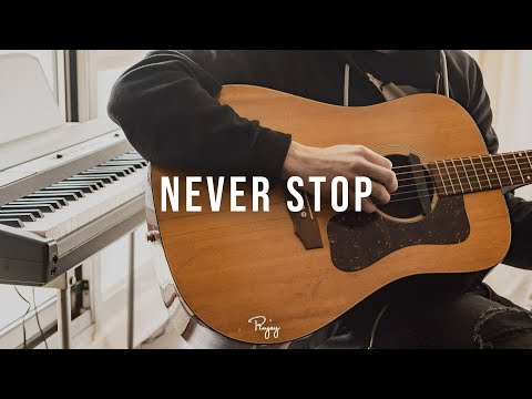 """Never Stop"" – Uplifting Trap Beat 