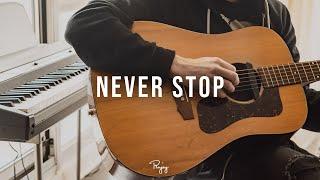 Never Stop - Uplifting Trap Beat | Rap Hip Hop Instrumental Music 2021 | Antisocial #Instrumentals