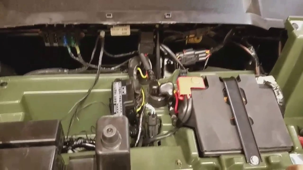 Honda Pioneer 1000 Update Video Accessory Fuse Block and Bilge Fans Installed DIY Heater  YouTube
