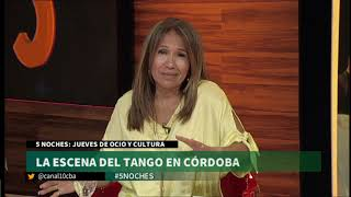 La escena del Tango en Cordoba