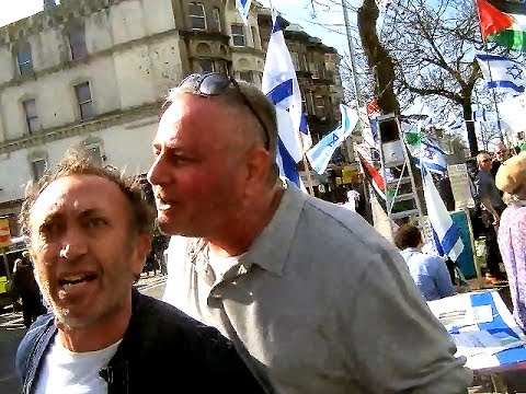 Death Threats From Sussex Friends Of Israel Members