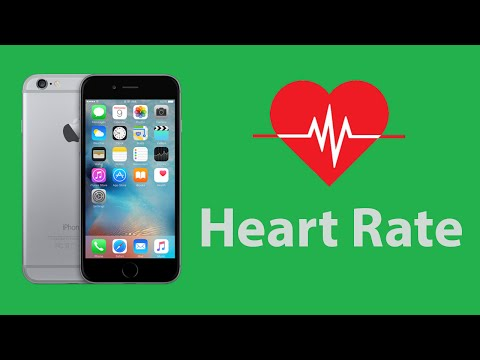 How to measure the heart rate with a smartphone
