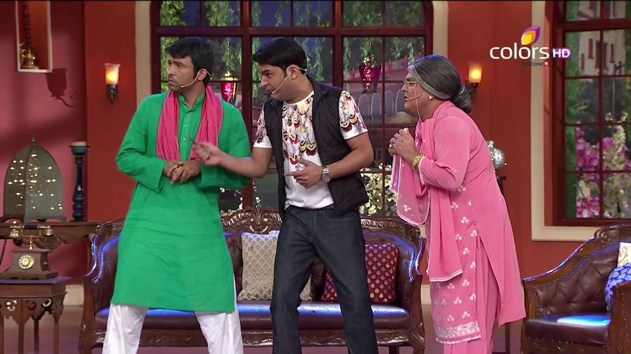 Download Comedy Nights With Kapil - Vidya & Dia Mirza - Bobby Jasoos - Full episode - 28th June 2014 HD