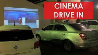 Fizemos um CINEMA DRIVE IN CASEIRO -  Veja o que aconteceu!