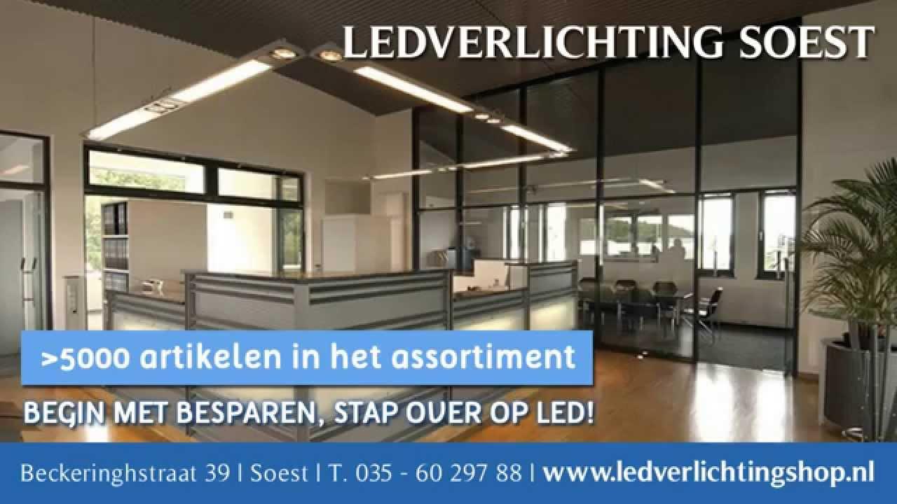 LED verlichting Soest B1627 V2 - YouTube
