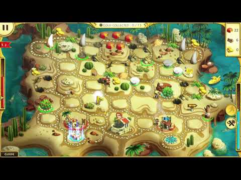 Just Playin' 12 Labours of Hercules IV Mother Nature Platinum Edition Lvl 5.2. |