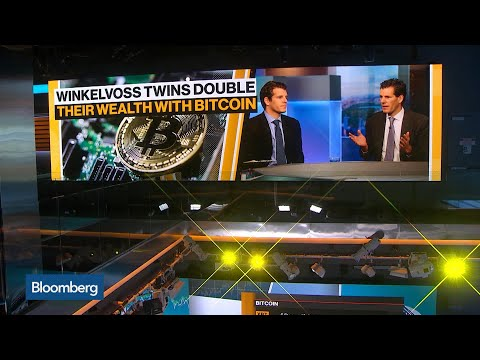 Winklevoss Twins Double Their Fortunes By Staying True To Bitcoin