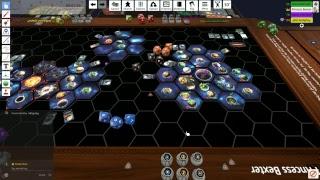 Twilight Imperium Game 1 - Session 1