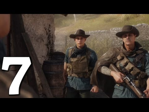 "Battlefield 1 - Single Player Gameplay Walkthrough Part 7 ""THE RUNNER!"""