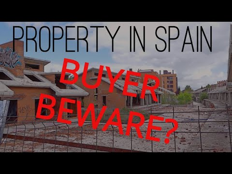 Buying Property In Spain. Is It A Risky Experience?