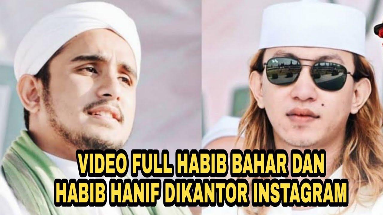 Argumentasi Cerdas Habib Bahar Bin Smith Dan Habin Hanif Dikantor Instagram