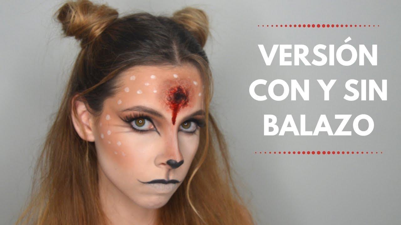 26+ Halloween Costume Maquillaje De Bambi