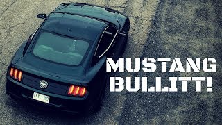 2019 Ford Mustang Bullitt Test Drive Review