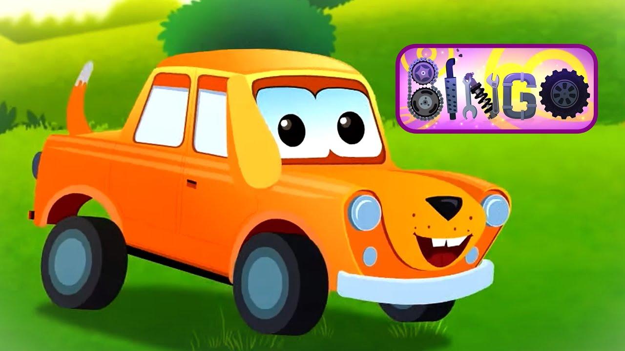 Bingo Song | Nursery Rhymes And Kids Songs | Cartoon Videos from Kids Tv Channel