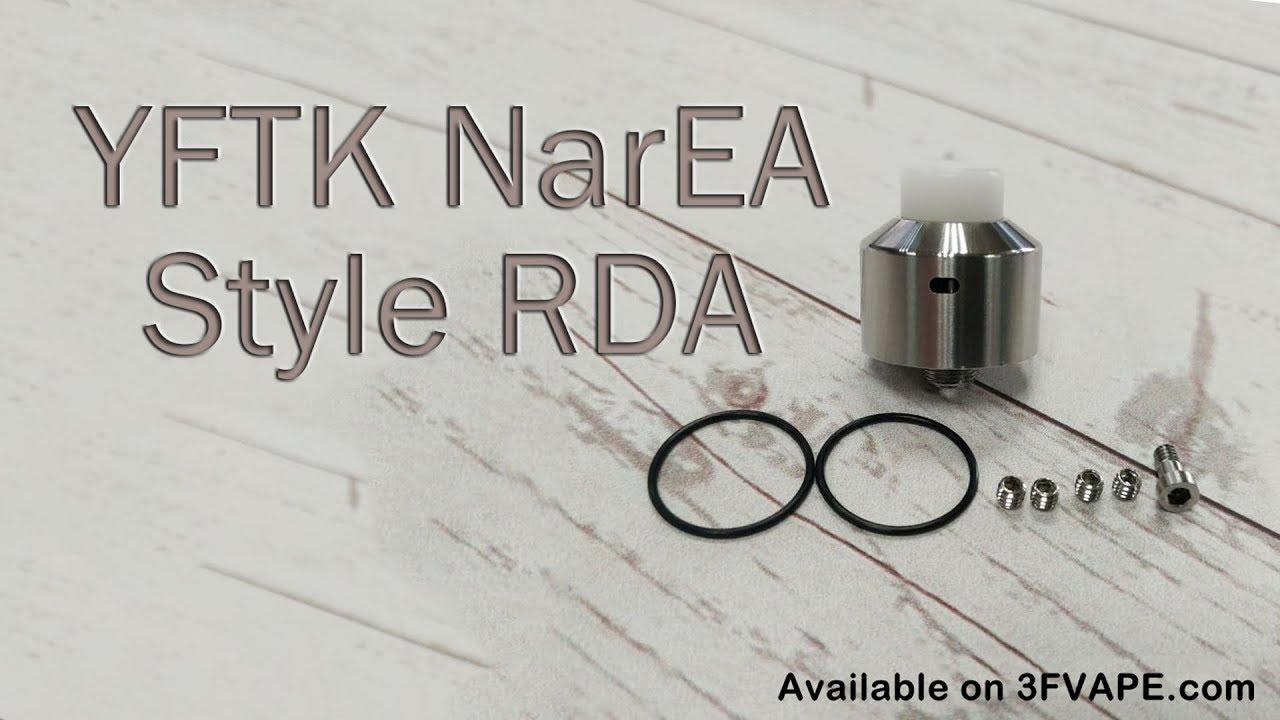 Image result for YFTK NarDa Styled RDA
