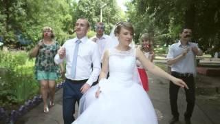 Свадебный клип Юра и Юля