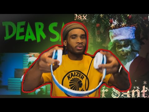 """DAX GETTING US IN THE CHRISTMAS SPIRIT - """"DEAR SANTA"""" FT. THE GRINCH   REACTION VIDEO"""