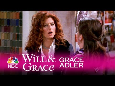 Thumbnail: Will & Grace - Grace Gets an Indecent Proposal (Highlight)
