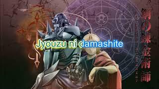 Fullmetal Alchemist - Ending 1 Uso Karakoe (full)