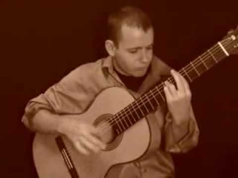Fuerte -- Spanish / Classical Guitar Solo by John H Clarke