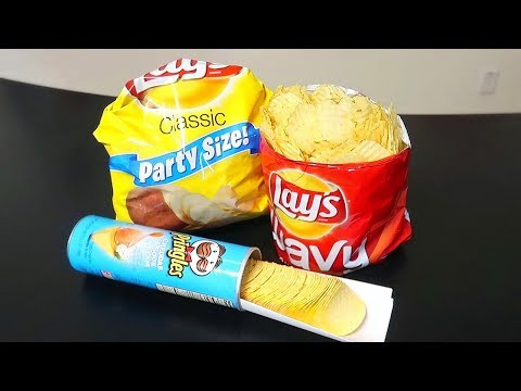 """8 Chips Life Hacks from """"5-Minute Crafts"""" put to the Test!"""